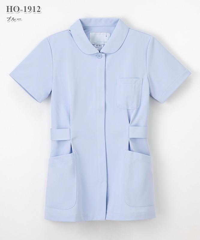 ホスパースタット女子上衣半袖[ナガイレーベン製品] HO-1912