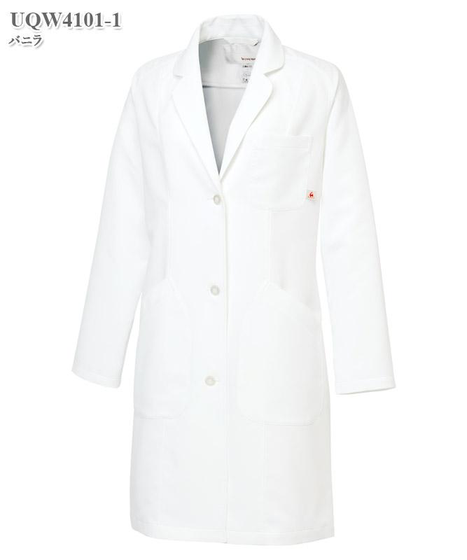 ルコックスポルティフレディスドクターコート長袖[lecoq製品] UQW4101