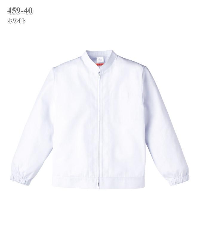 単糸ツイルジャンパー(レディス)[KAZEN製品] 459-40