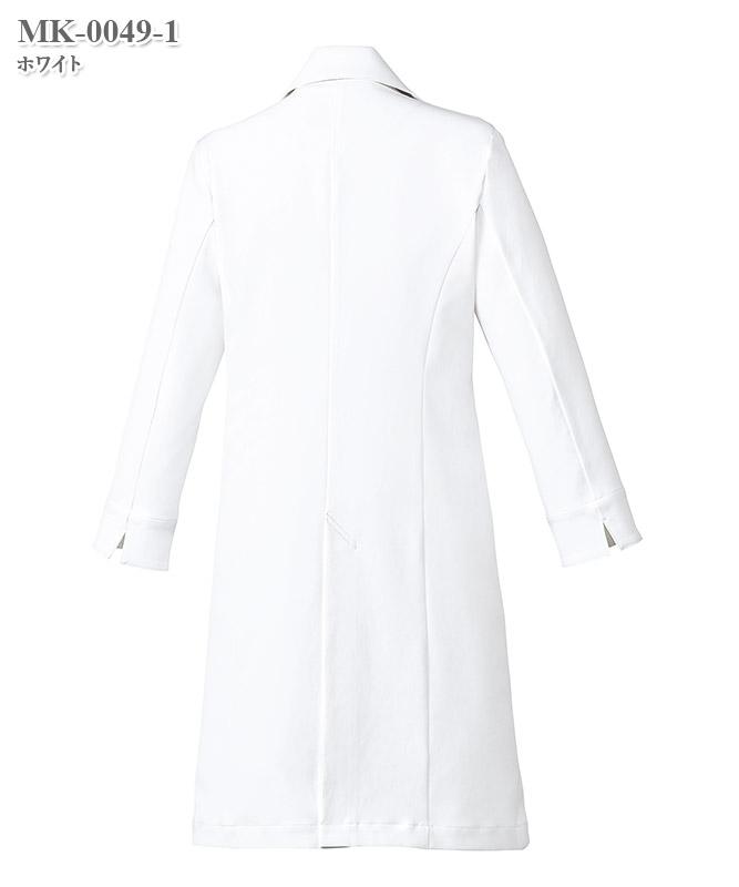 ミッシェルクラン女子ドクターコート長袖[チトセ製品] MK-0049
