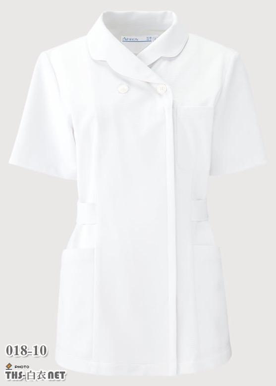 エスモーラレディスジャケット半袖[KAZEN製品] 018