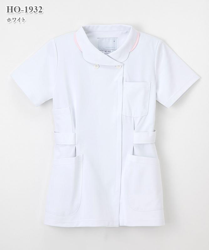 ホスパースタット女子上衣半袖[ナガイレーベン製品] HO-1932