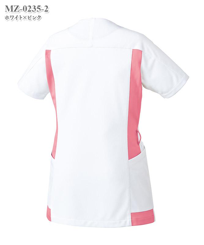 ミズノ女子ジャケット半袖[チトセ製品] MZ-0235