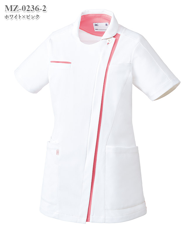 ミズノ女子ジャケット半袖[チトセ製品] MZ-0236