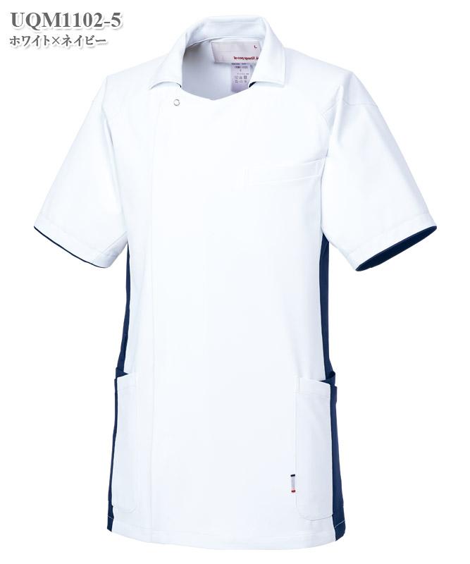ルコックスポルティフメンズジャケット半袖[lecoq製品] UQM1102