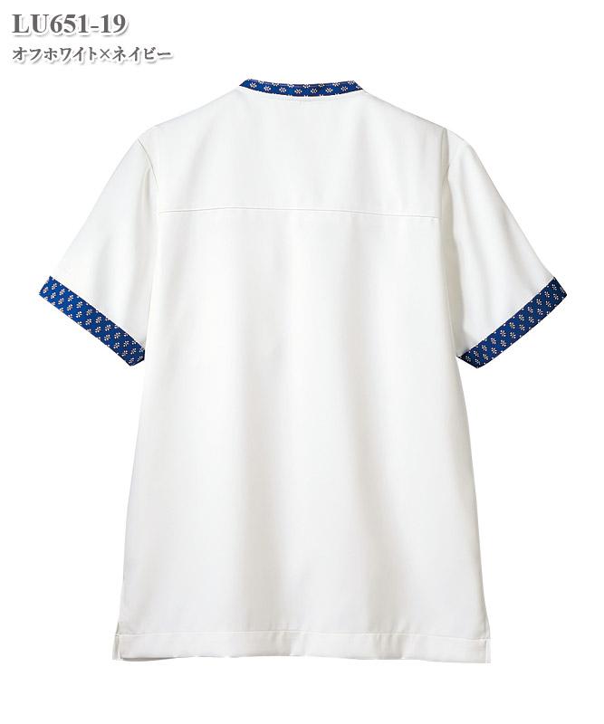 ローラ アシュレイ 男女兼用ジャケット半袖[住商モンブラン製品] LU651
