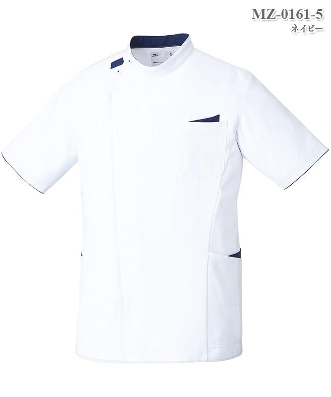 ミズノ男子ジャケット半袖[チトセ製品] MZ-0161