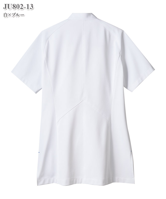 JUNKO uni(ジュンコ ユニ)レディスジャケット半袖[住商モンブラン製品] JU802