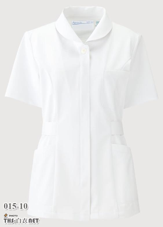 エスモーラレディスジャケット半袖[KAZEN製品] 015