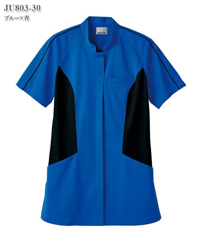 JUNKO uni(ジュンコ ユニ)レディスジャケット半袖[住商モンブラン製品] JU803