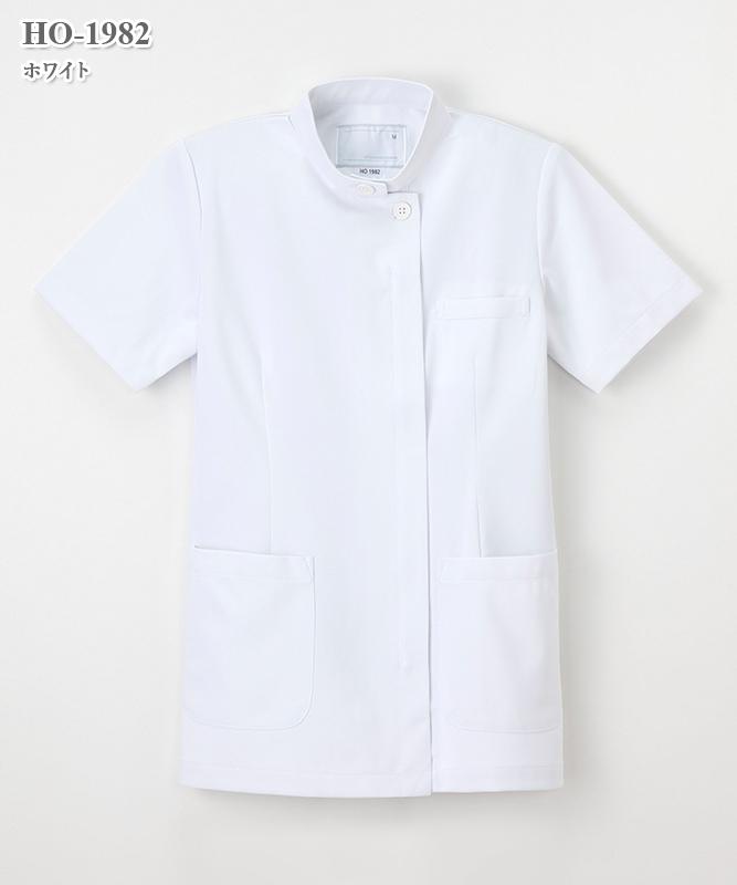 ホスパースタット女子上衣半袖[ナガイレーベン製品] HO-1982