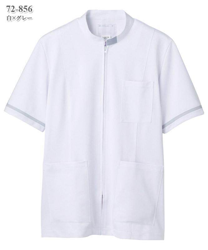 メンズジャケット半袖[住商モンブラン製品] 72-85