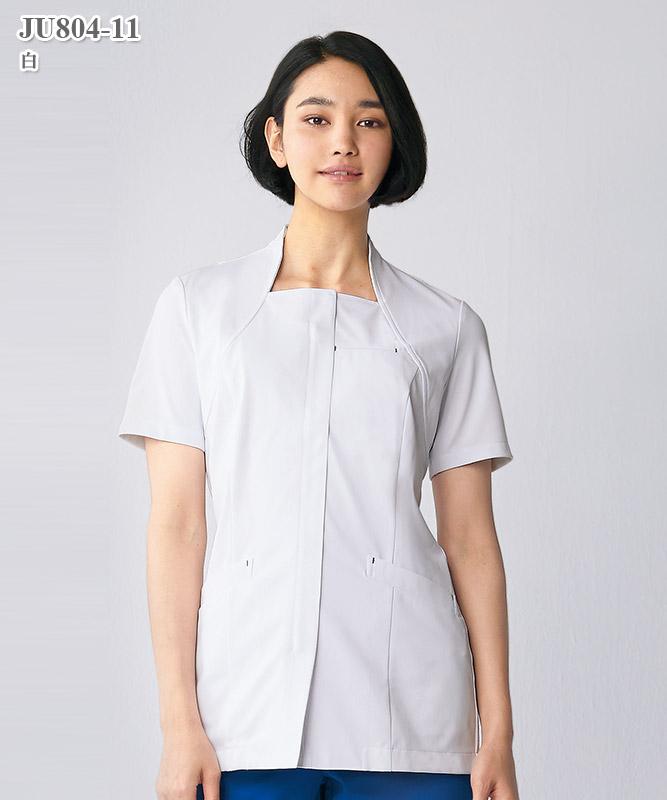 JUNKO uni(ジュンコ ユニ)レディスジャケット半袖[住商モンブラン製品] JU804