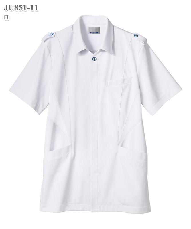 JUNKO uni(ジュンコ ユニ)メンズジャケット半袖[住商モンブラン製品] JU851