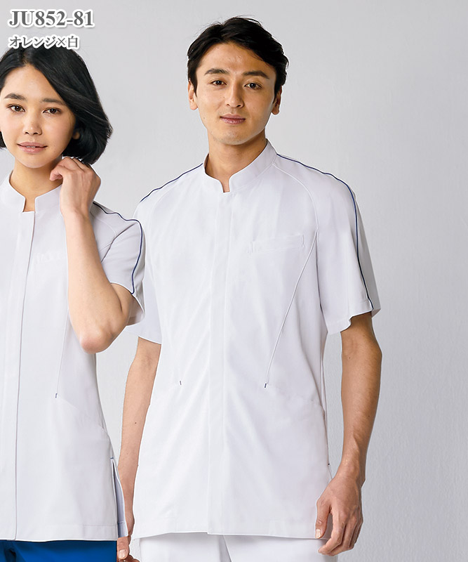 JUNKO uni(ジュンコ ユニ)メンズジャケット半袖[住商モンブラン製品] JU852