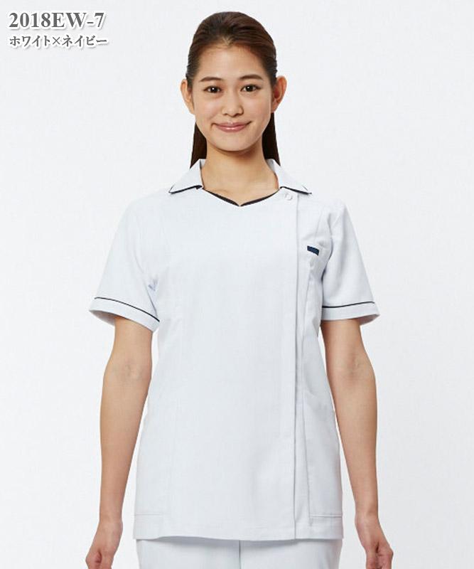 レディスジップスクラブ半袖[フォーク製品] 2018EW