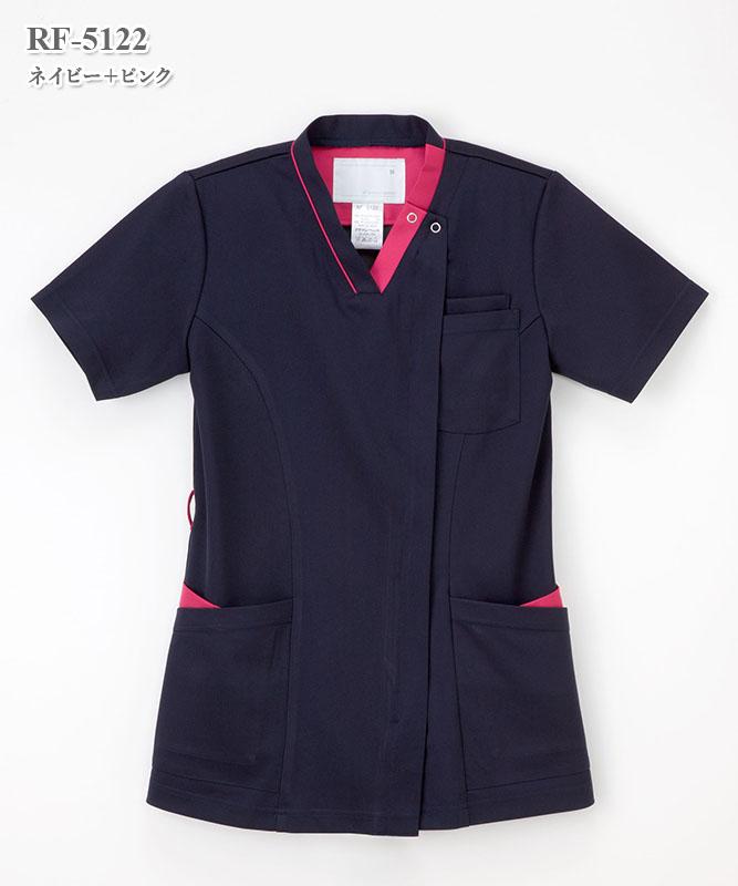 女子スクラブ半袖[ナガイレーベン製品] RF-5122