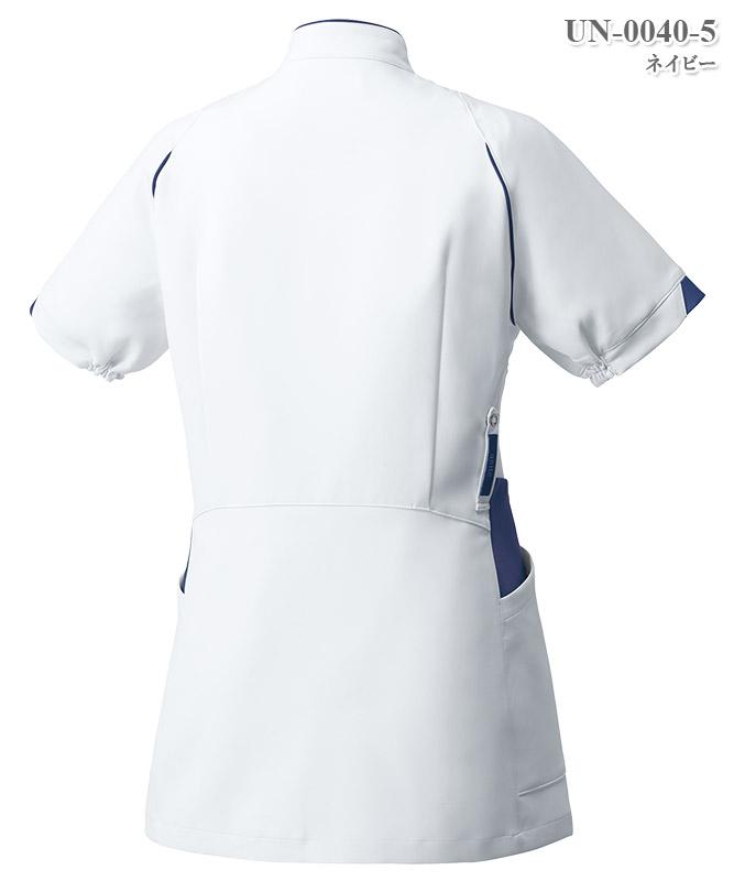 レディスチュニック半袖[チトセ製品] UN-0040