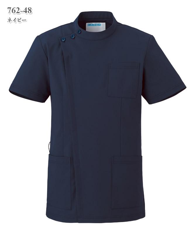 男女兼用ジャケット半袖[KAZEN製品] 762z1