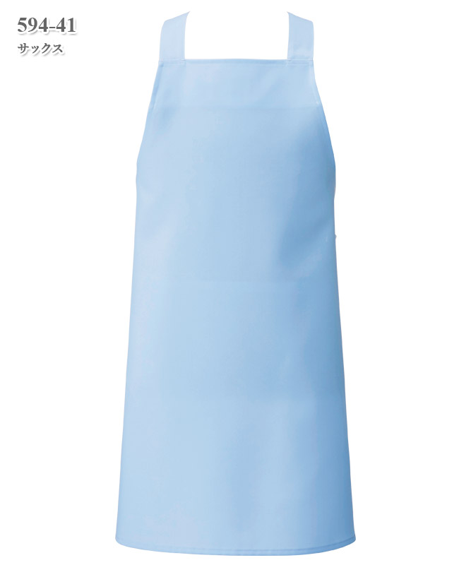 胸当てエプロン[KAZEN製品] 594