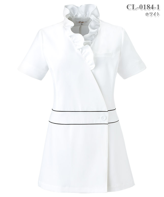 レディスチュニック半袖[チトセ製品] CL-0184
