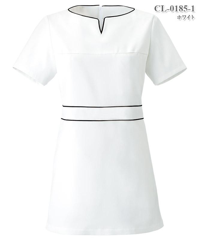 レディスチュニック半袖[チトセ製品] CL-0185