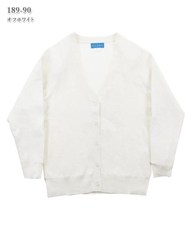 カーディガン[KAZEN製品] 189