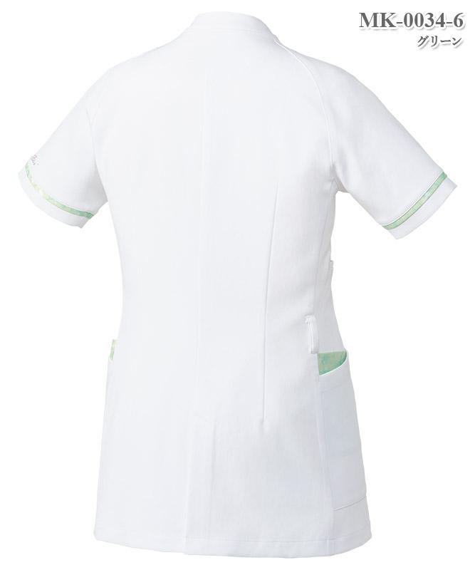 ミッシェルクランレディスジャケット半袖[チトセ製品] MK-0034