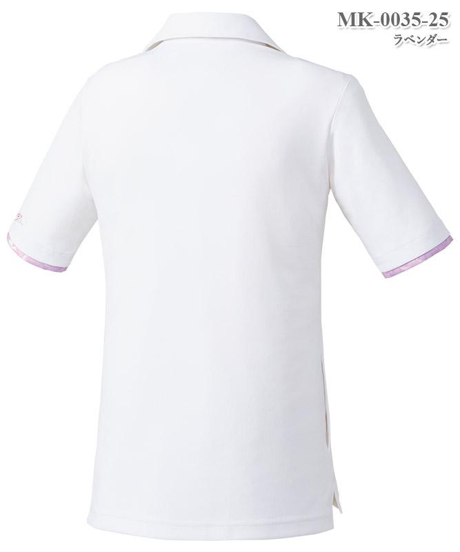 ミッシェルクランレディスニットシャツ半袖[チトセ製品] MK-0035