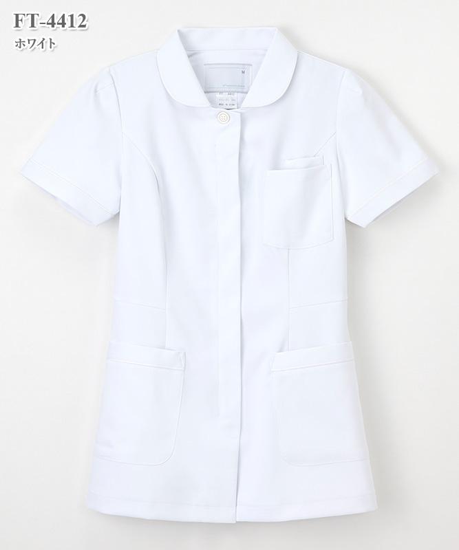 フェルネ女子上衣半袖[ナガイレーベン製品] FT-4412