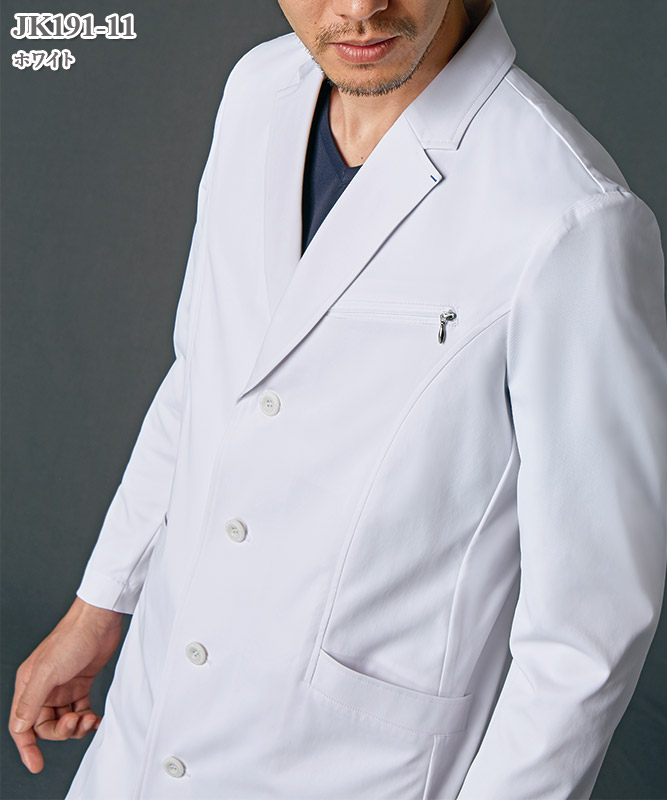 JUNKO KOSHINO(ジュンコ コシノ)メンズドクターコート長袖[住商モンブラン製品] JK191
