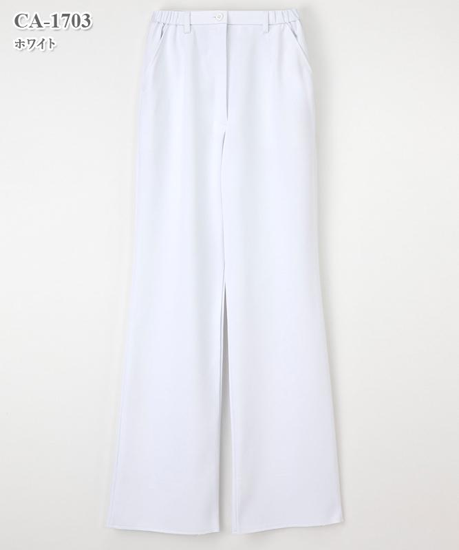 キャリアル女子パンツ(脇ゴム)[ナガイレーベン製品] CA-1703