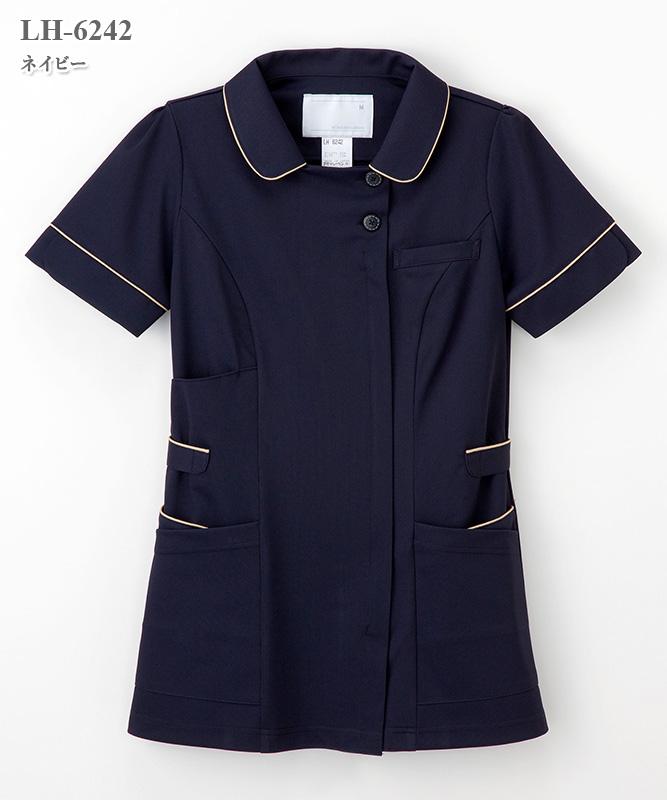 女子チュニック半袖[ナガイレーベン製品] LH-6242