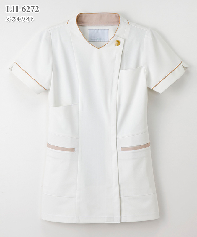 女子チュニック半袖[ナガイレーベン製品] LH-6272