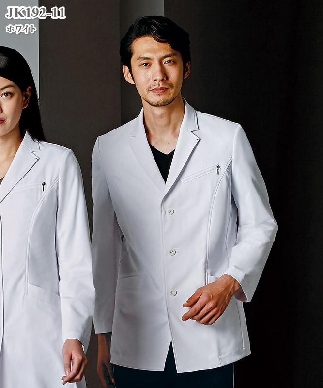 JUNKO KOSHINO(ジュンコ コシノ)メンズドクターコート長袖[住商モンブラン製品] JK192