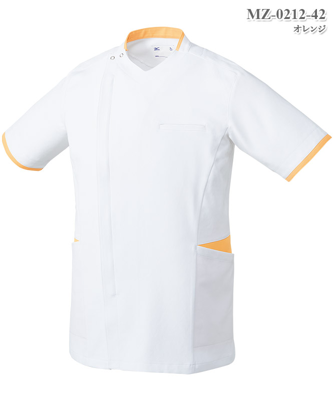 ミズノ男子ジャケット半袖[チトセ製品] MZ-0212
