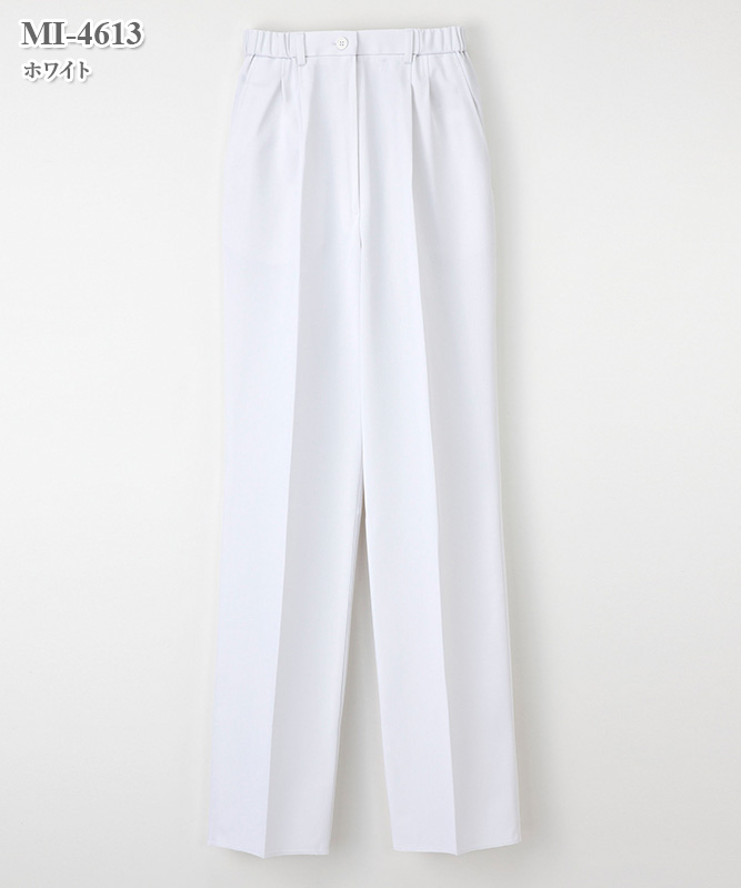 ミレリア女子パンツ[ナガイレーベン製品] MI-4613