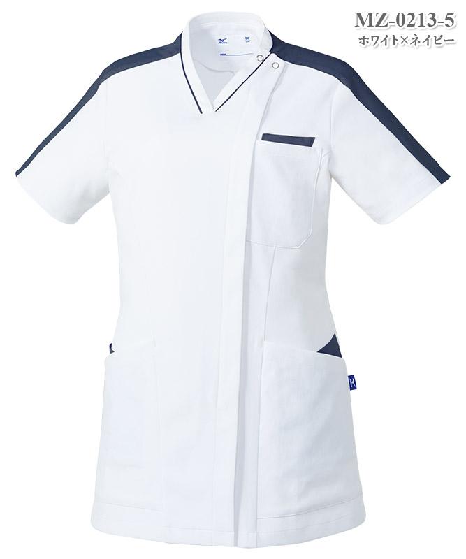 ミズノ女子ジャケット半袖[チトセ製品] MZ-0213