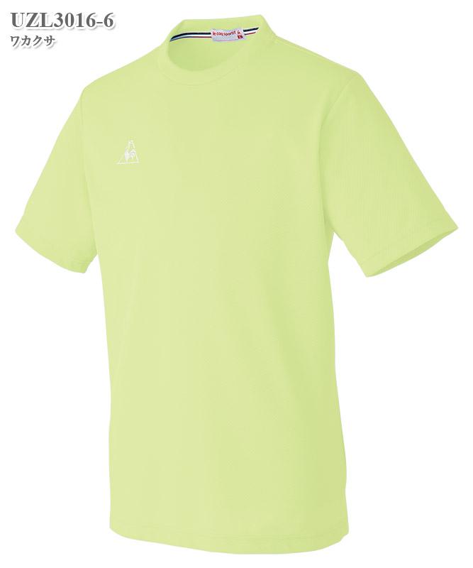 ルコックスポルティフ男女兼用Tシャツ半袖[lecoq製品] UZL3016