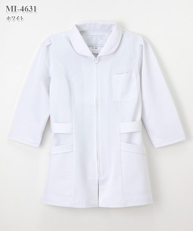 ミレリア女子チュニック七分袖[ナガイレーベン製品] MI-4631