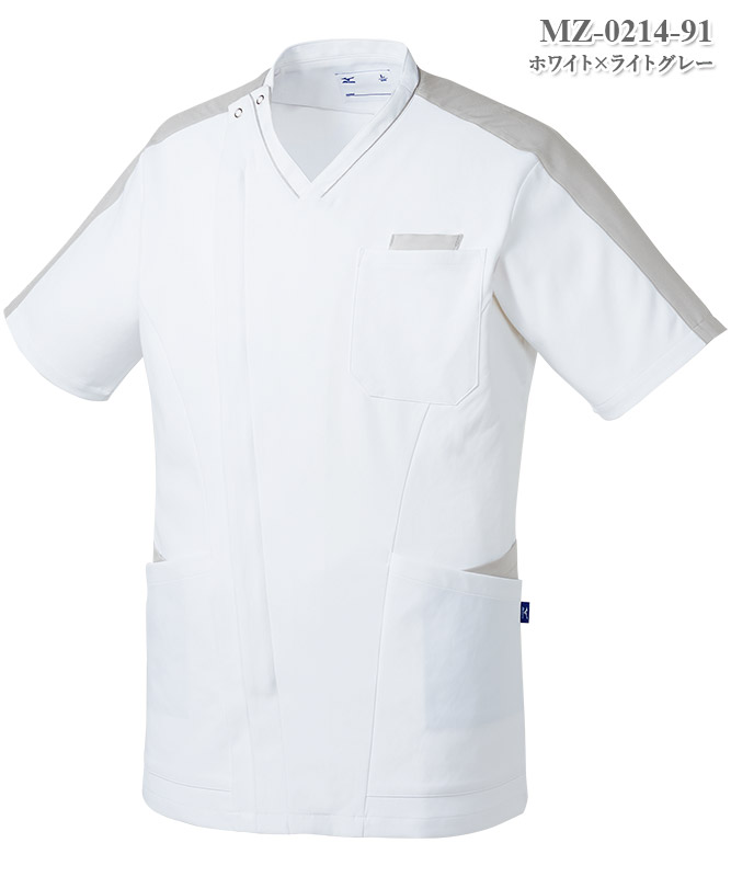 ミズノ男子ジャケット半袖[チトセ製品] MZ-0214