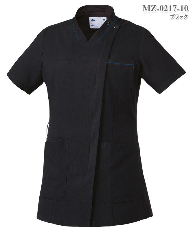 ミズノ女子ジャケット半袖[チトセ製品] MZ-0217