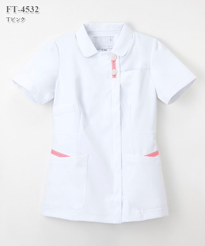 フェルネ女子上衣半袖[ナガイレーベン製品] FT-4532