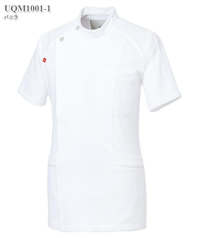 ルコックスポルティフメンズジャケット半袖[lecoq製品] UQM1001