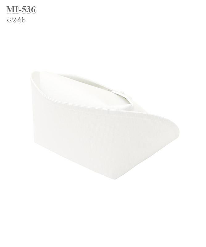 ミレリア看護帽子(2枚組)[ナガイレーベン製品] MI-536