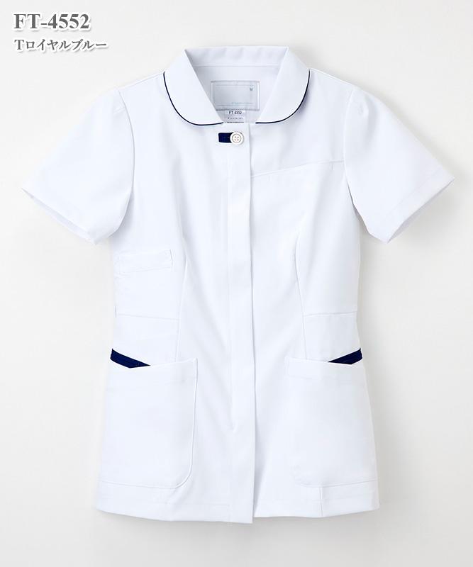 女子上衣半袖[ナガイレーベン製品] FT-4552