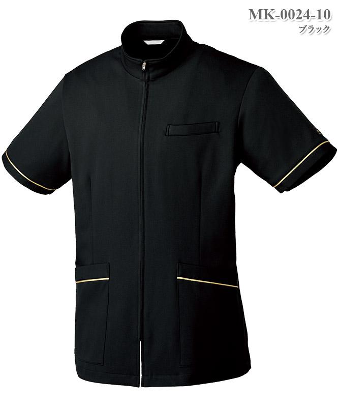 ミッシェルクランメンズジャケット半袖[チトセ製品] MK-0024