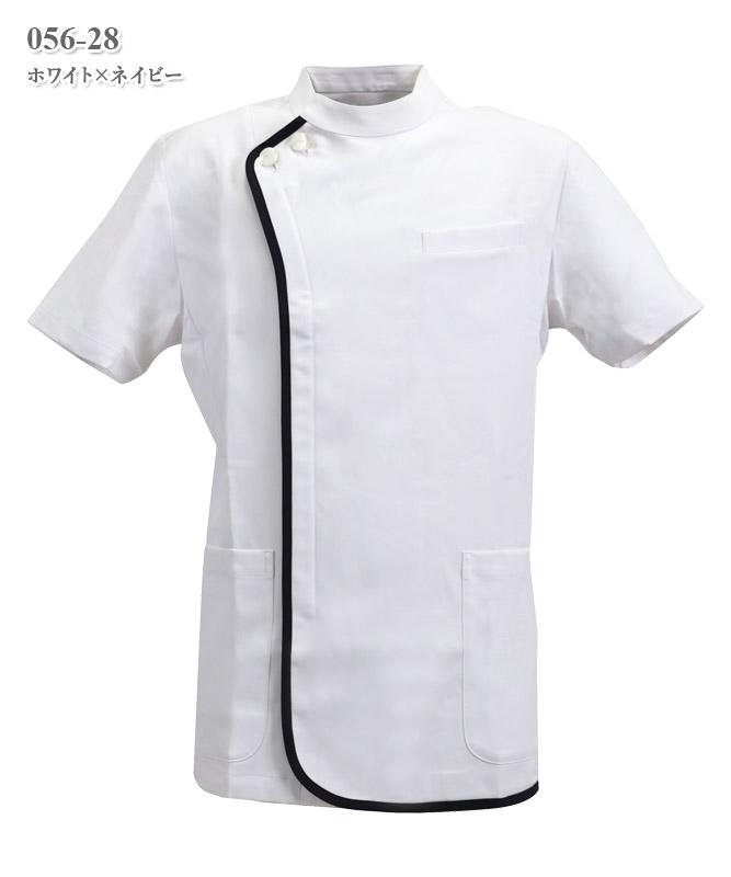 メンズジャケット半袖[KAZEN製品] 056