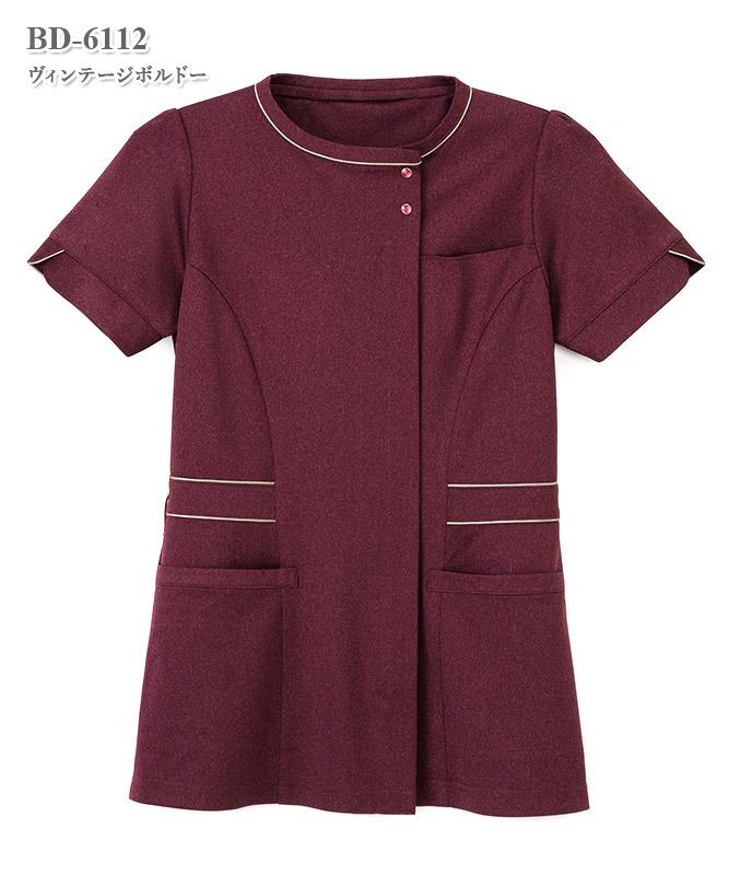 女子チュニック半袖[ナガイレーベン製品] BD-6112
