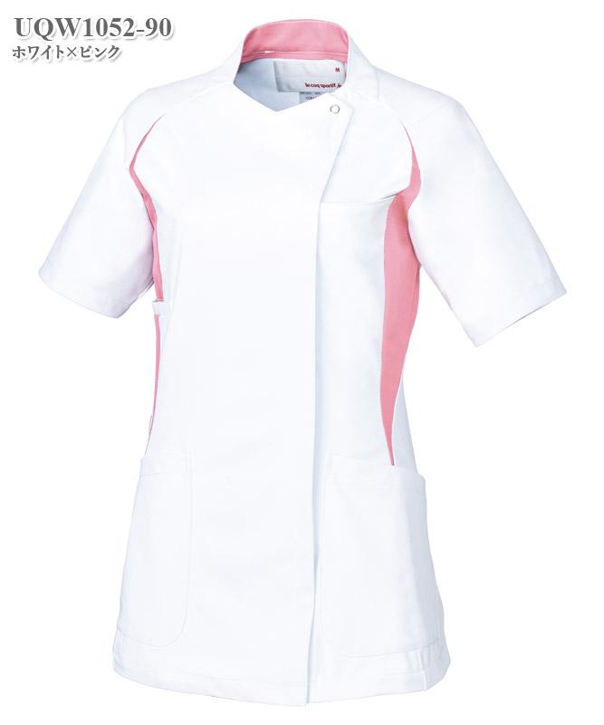 ルコックスポルティフレディースジャケット半袖[lecoq製品] UQW1052